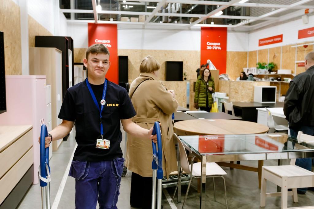 Ikea преимущества работы в компании