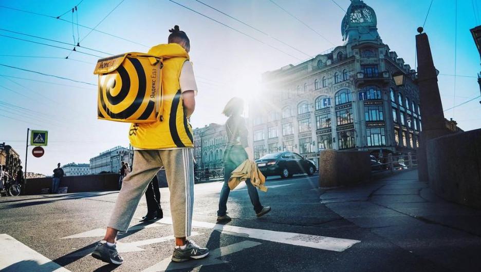 Яндекс.Еда вакансии