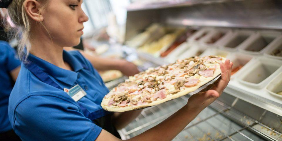 Вакансии в Domino's Pizza