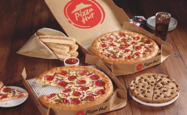Вакансии в Pizza Hut