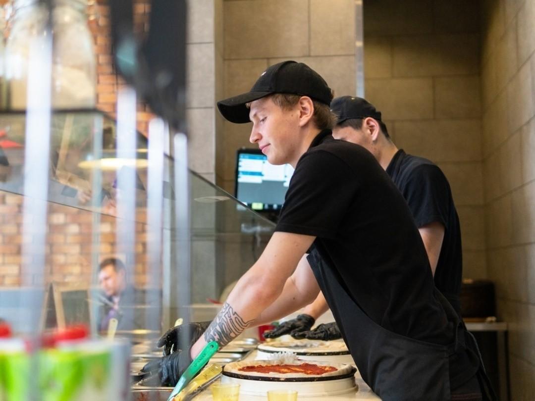 работа в Pizza Hut