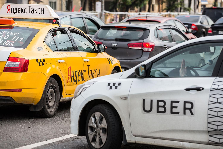 работа Uber (Убер)