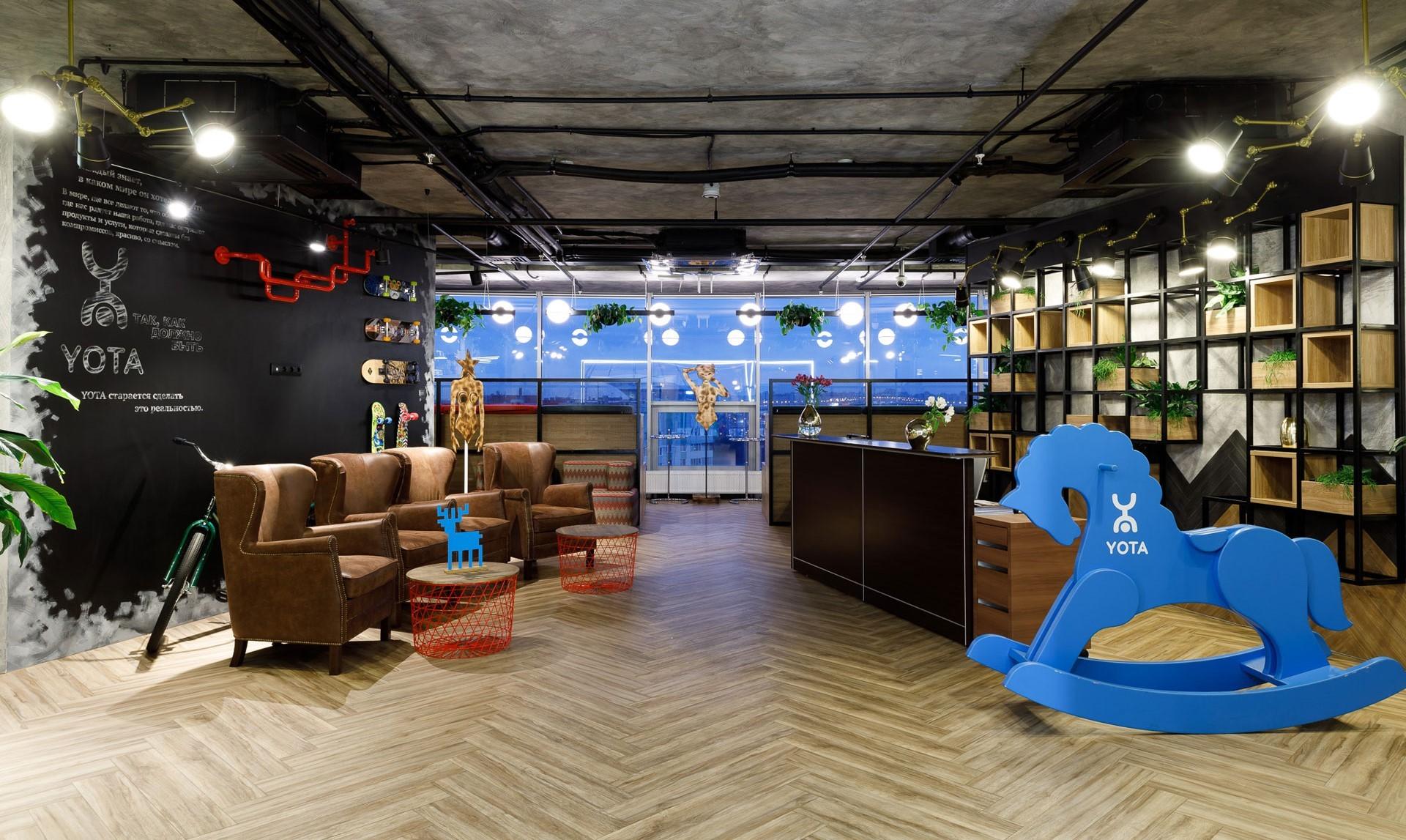 офисы Yota (Йота)
