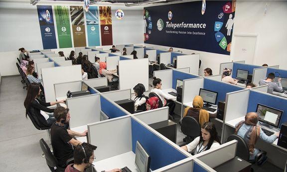 вакансии Teleperformance