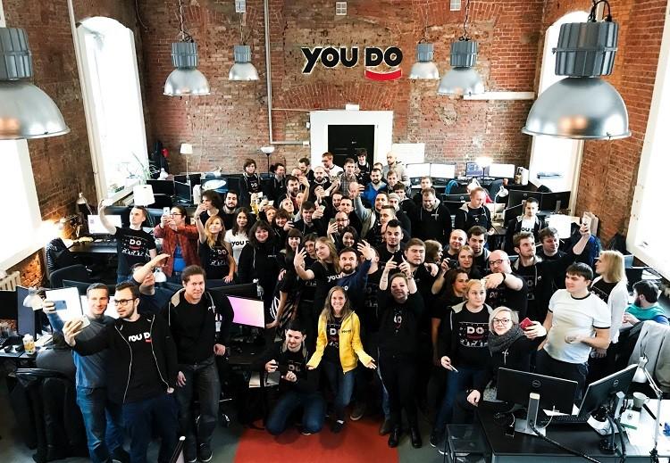 работа в YouDo.ru