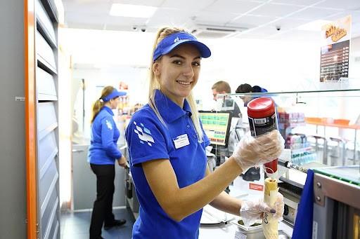 вакансии АЗС Газпромнефть