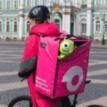 Сервис доставки продуктов питания и бытовых товаров Самокат